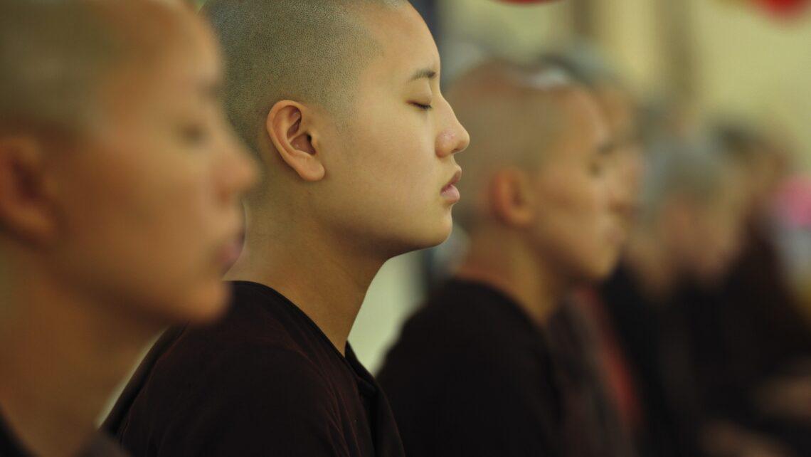 ser profesor de meditación